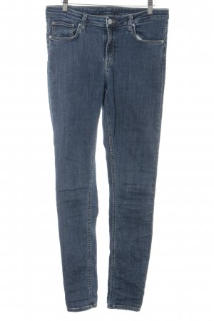 MTWTFSSWEEKDAY Stretch Jeans stahlblau Casual-Look