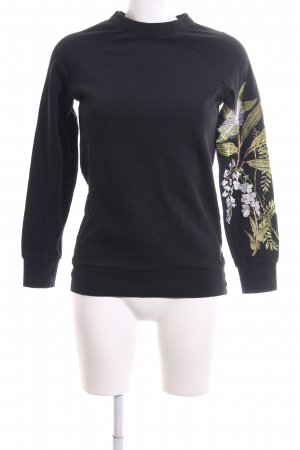 MTWTFSSWEEKDAY Sweatshirt mehrfarbig Casual-Look