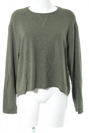 MTWTFSSWEEKDAY Sweatshirt khaki Casual-Look