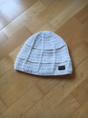 Barts Knitted Hat white