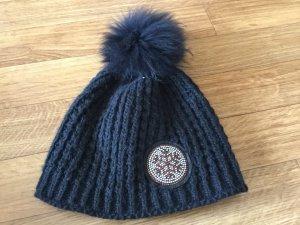 norton Cappello a maglia nero