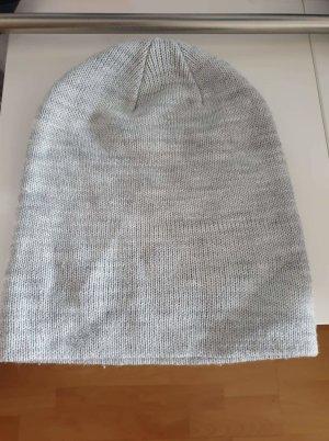 H&M Sombrero de tela gris