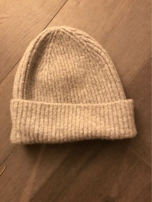 s.Oliver Knitted Hat light grey
