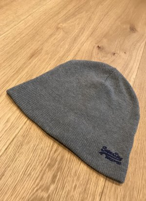 Superdry Bonnet gris
