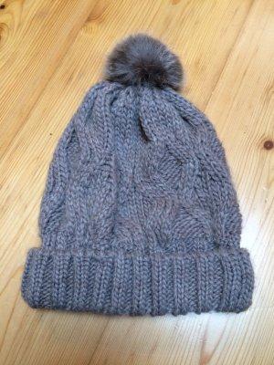 H&M Cappello a maglia talpa