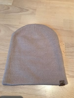 Fabric Hat rose-gold-coloured