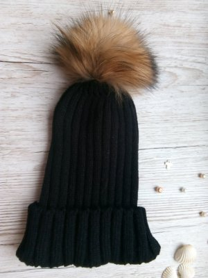 Fur Hat black pelt