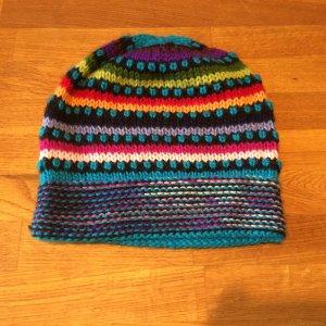 Mütze aus Alpacawolle! Ethno, fairtrade, must-have, herbst/winter 2016