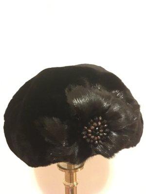 Cappellino marrone scuro