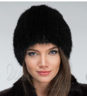 Fur Hat black fur
