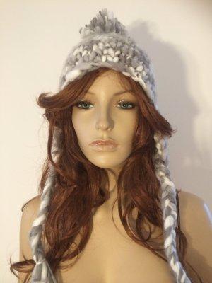 Coal Cap multicolored wool