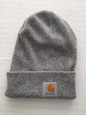 Carhartt Cappello in tessuto grigio chiaro