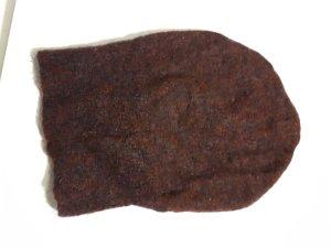 Mütze dunkelrot