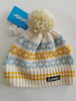 Eisbär Cappello a maglia multicolore
