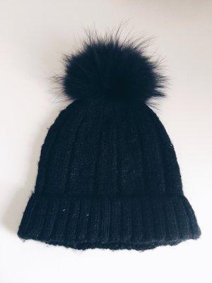 Stylesnob Fur Hat black