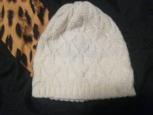 H&M Cappellino bianco