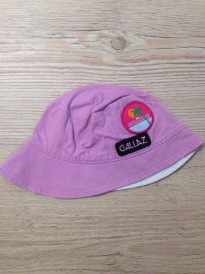 Mütze Käppi Sommer Strand rosa neu