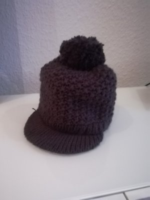 Chiemsee Gorra gris-gris oscuro
