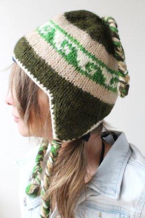 Mütze, mit Fleece (aus Amsterdam)