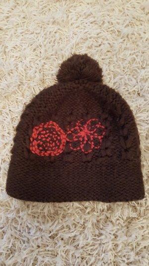 Mütze mit Fleece-Innenfutter