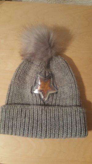 Kik Knitted Hat grey
