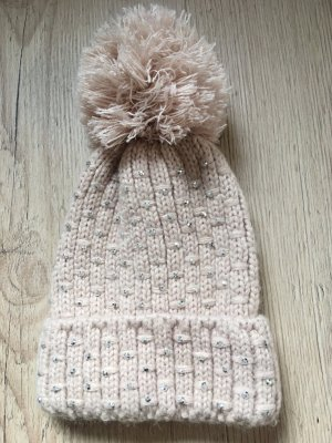 Hallhuber Bobble Hat nude