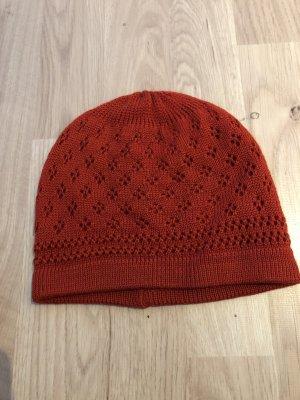 Mütze rot One size