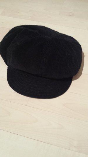 Mütze Schwarz Zeitlos Gr. XS/S