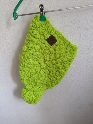 special blend Knitted Hat green