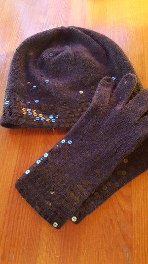 Mütze und Handschuhe von Esprit