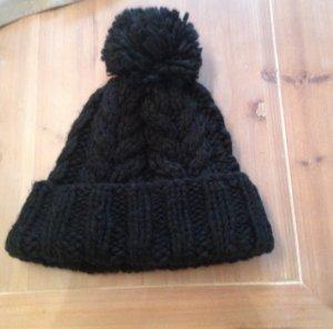 Mütze von H&M in schwarz one size