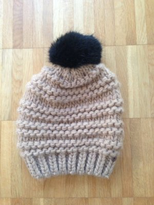 Esprit Knitted Hat beige