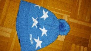 Mütze Zimtstern mit Sternen