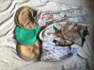 Mützen und Tuch Sets