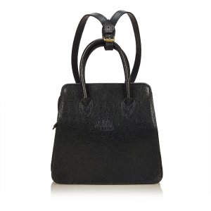 Mulberry 2 Way Textured Leather Backpack