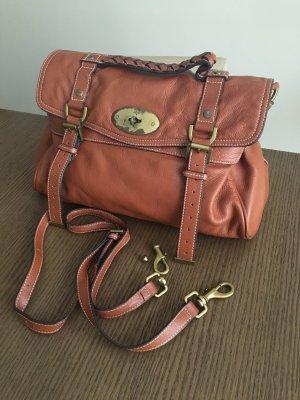 Mulberry Alexa Cognac Bag Tasche