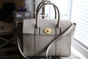 Mulberry Shoulder Bag grey-grey brown