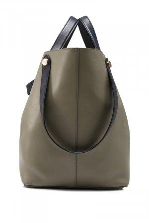 Mulberry Bicolor Calf Leather Kite Tote