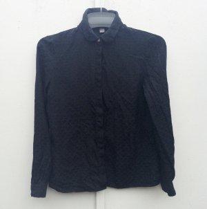 Mulberry Bluse schwarz