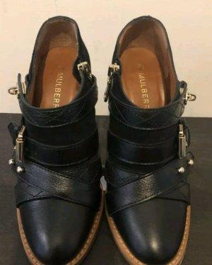 Mulberry Low boot noir-brun
