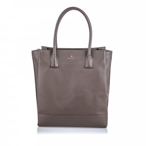 Mulberry Tote brown leather