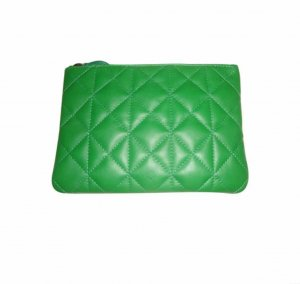 Mulberry Cara Delevigne Tasche Clutch Jungle Green Grün neu