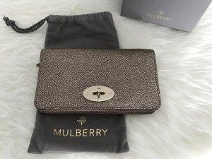 Mulberry Clutch auch zum Umhängen