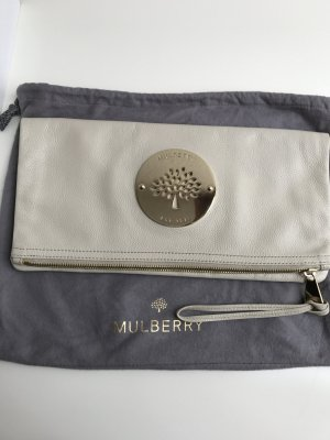 Mulberry Clutch Beige