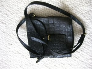 Mulberry Shoulder Bag black leather