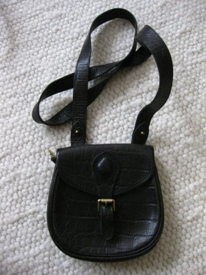 Mulberry Crossover Schultertasche