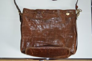 Mulberry Damenledertasche In Cognac