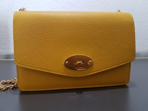 Mulberry Darley Bag small, gelb