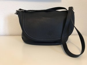 Mulberry Effie Satchel in Midnight Blue