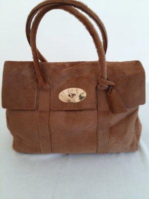 Mulberry Carry Bag cognac-coloured